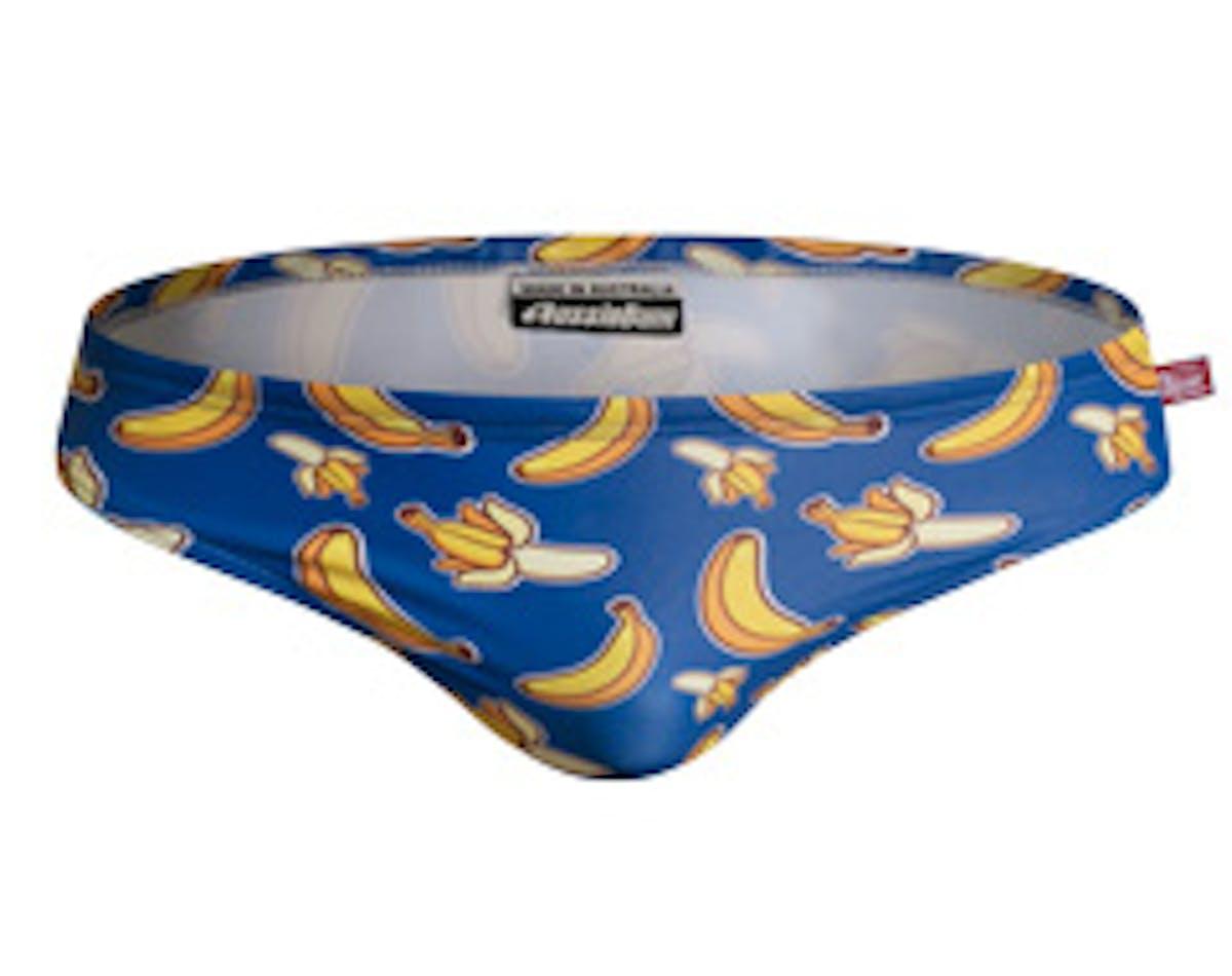 PartyOn Banana Blue Main Image