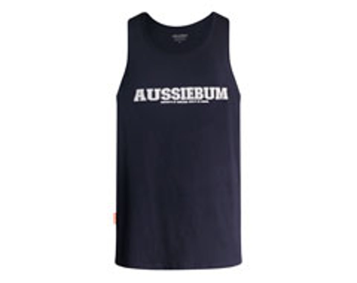 ab Muscle T Navy Main Image