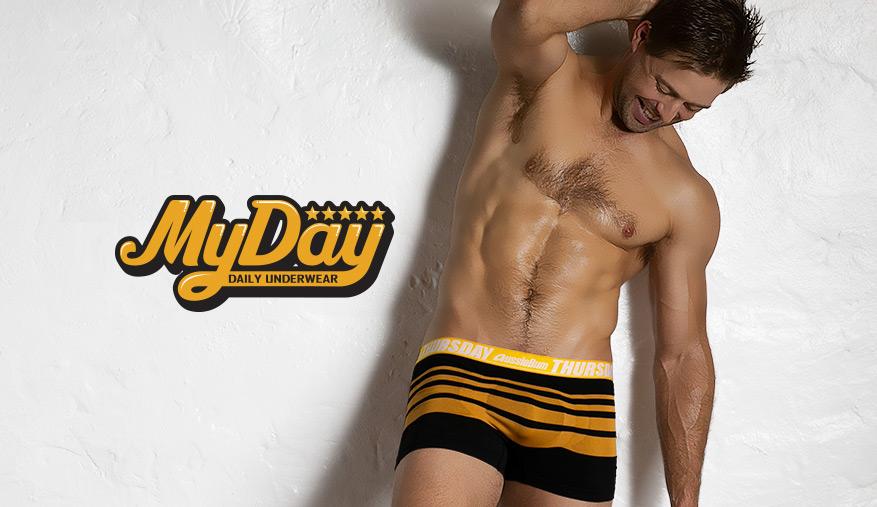 aussieBum MyDay Underwear