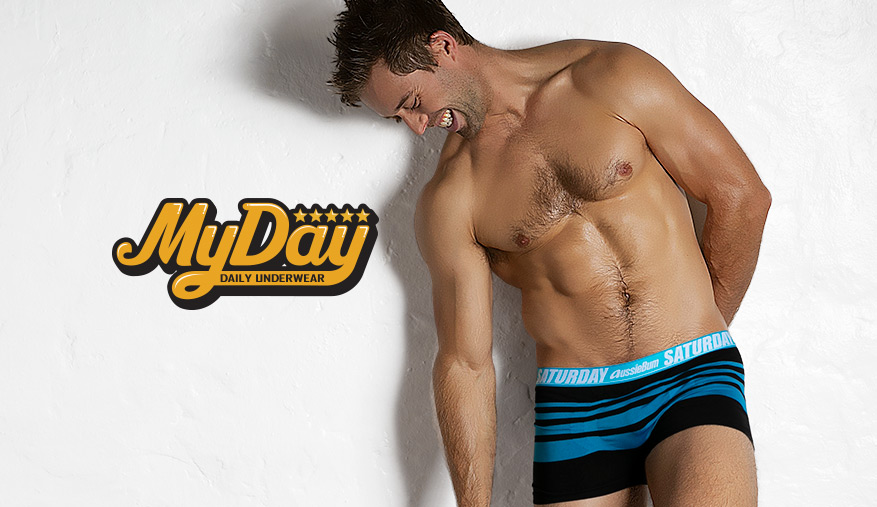 aussieBum MyDay Underwear
