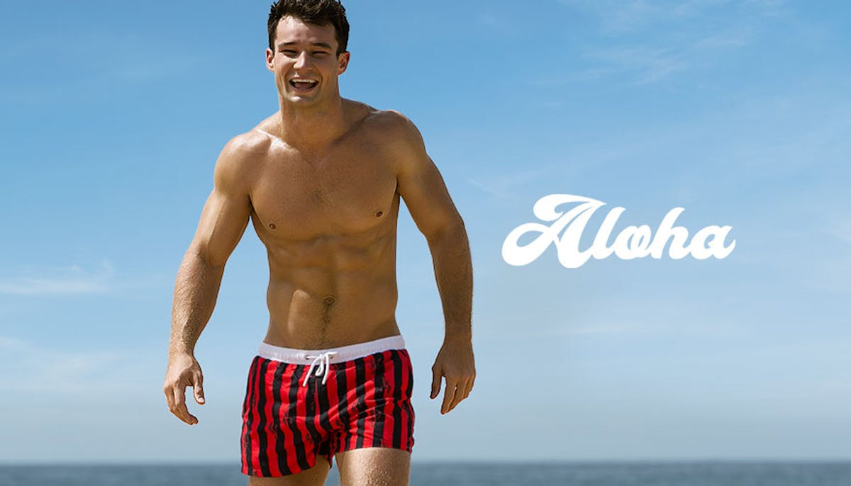 Aloha Lobster Red Lifestyle Image