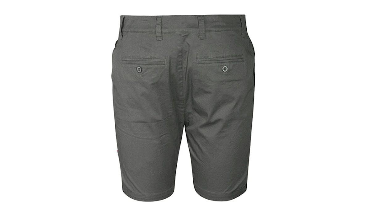 Chino short Grey Lifestyle Image