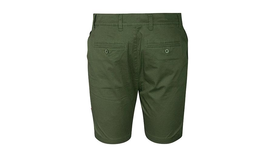 Chino short Army Lifestyle Image