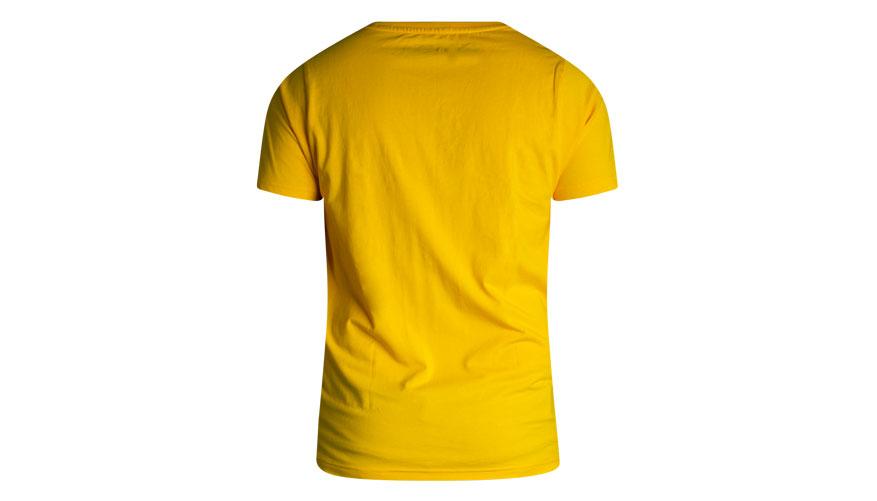 Designer Tee Mate Yellow Lifestyle Image