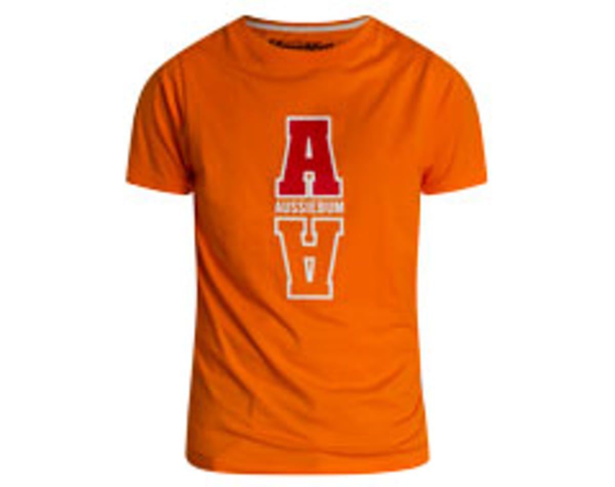 Designer Tee Arvo Orange Main Image