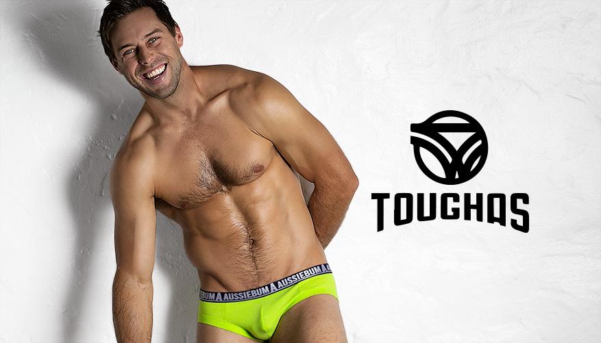 Tough As - Brief - Lime Green