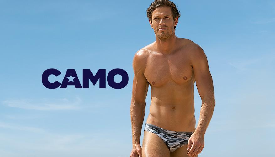 Camo - Grey