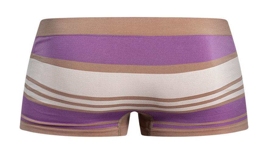 Bodystretch Brown Purple White Lifestyle Image