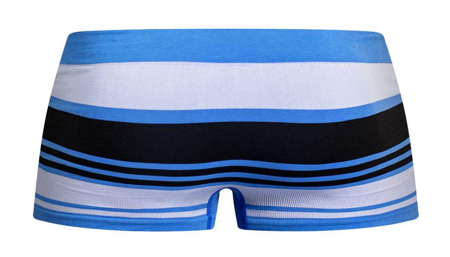 Bodystretch Blue White Black Lifestyle Image