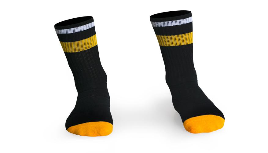 Accessories Black Yellow Lifestyle Image