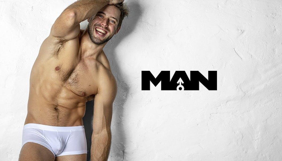 Man White Lifestyle Image