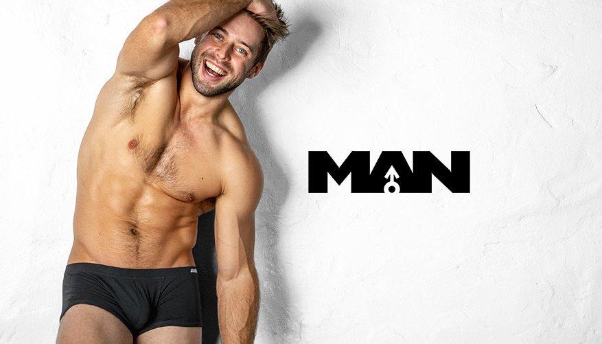 MAN - Hipster- Black