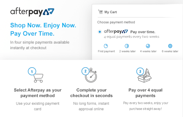 AfterPay Learn More