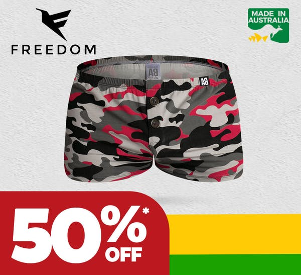 Freedom Camo Red Homepage Image