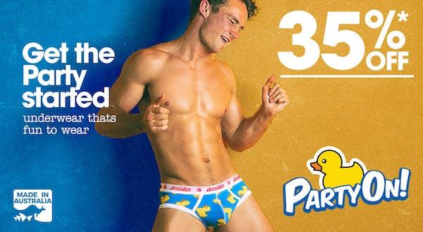 PartyOn Palmtree Homepage Image