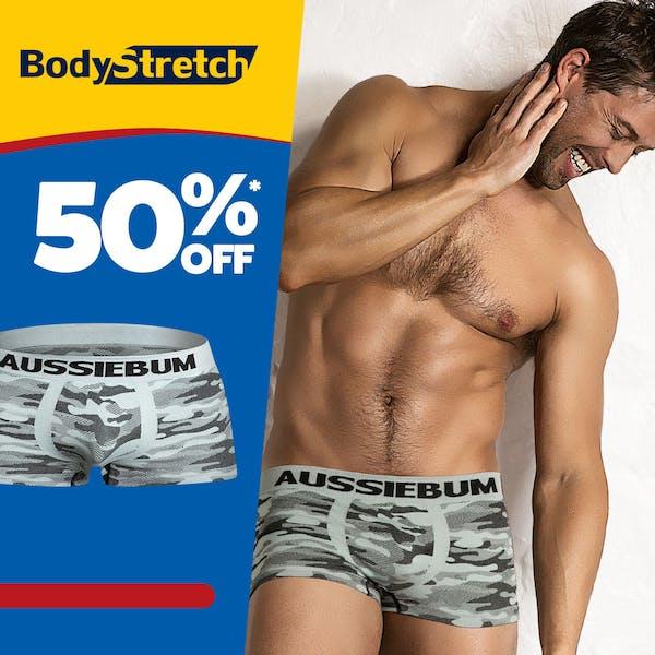 Bodystretch Camo Grey Homepage Image