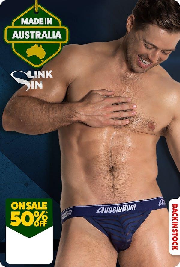 Slink Sin Navy Homepage Image