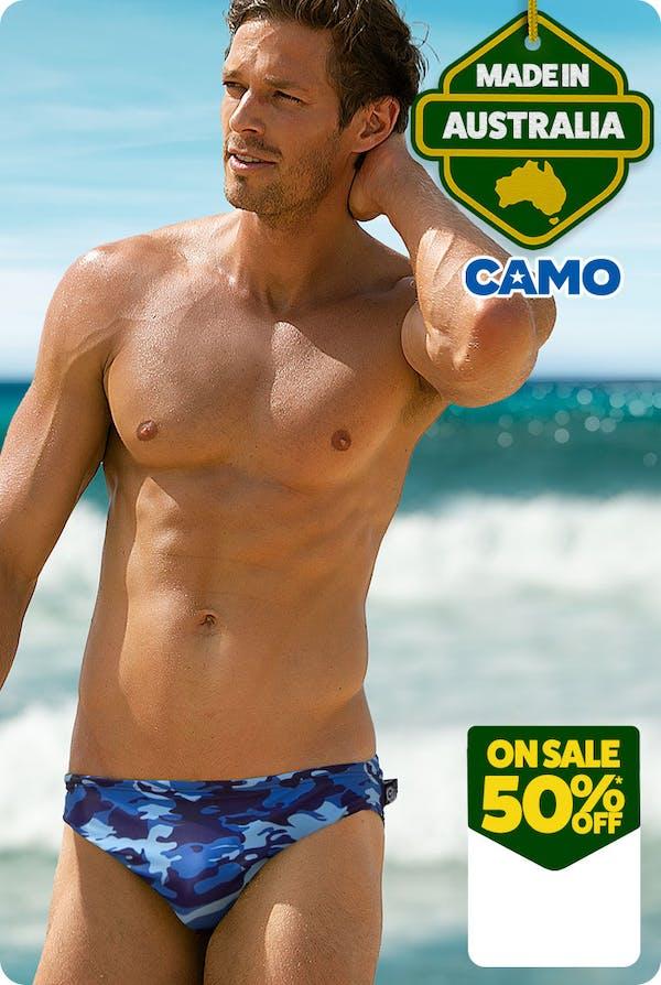 Camo Navy Homepage Image