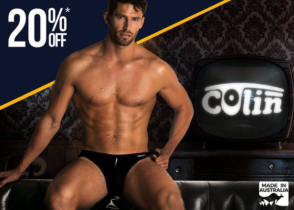Colin Black Homepage Image