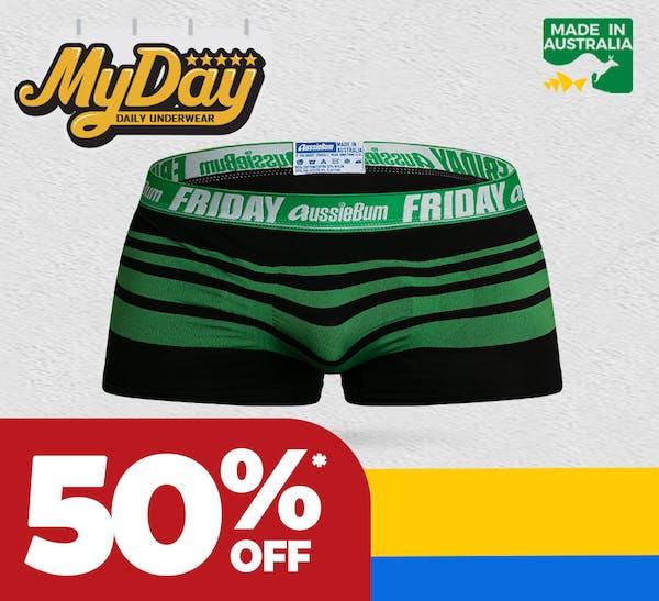 MyDay Friday Homepage Image