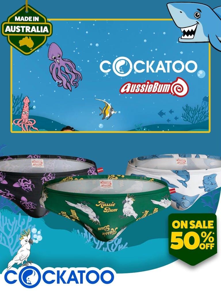 Cockatoo Whale Homepage Image