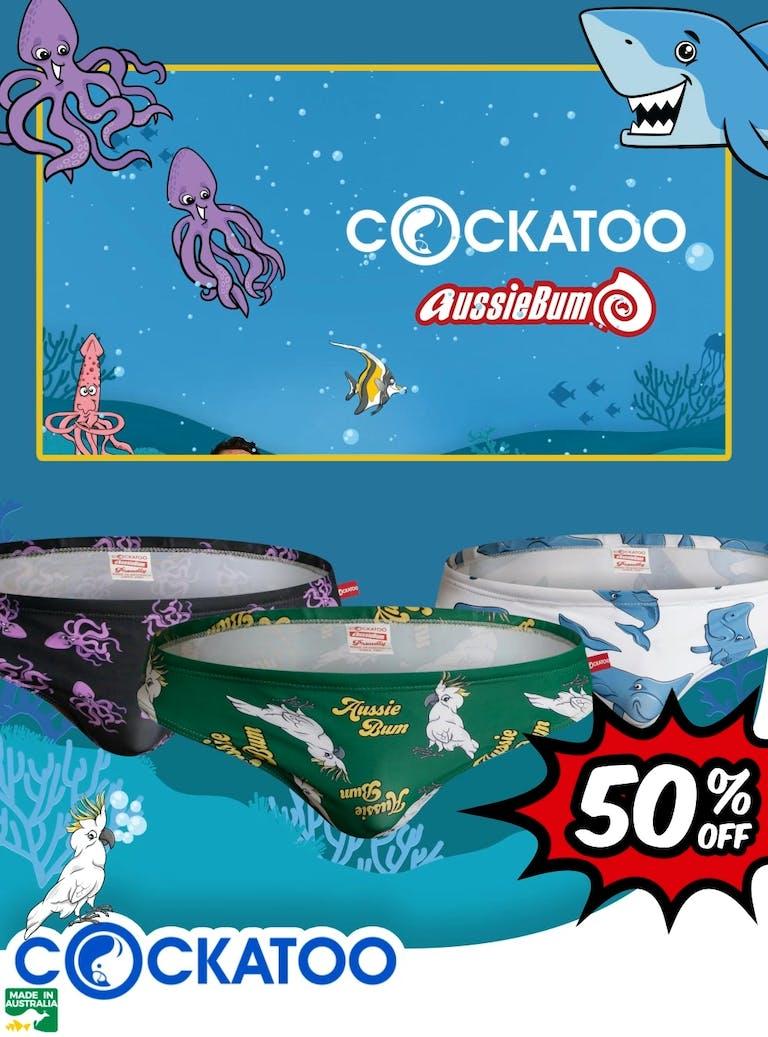 Cockatoo Shark Homepage Image