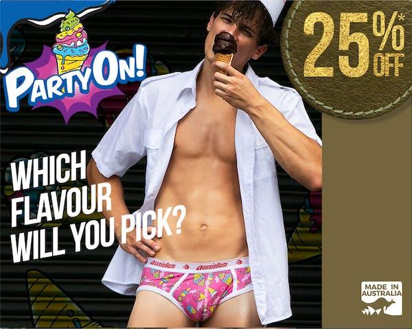 PartyOn Yummo Pink Homepage Image