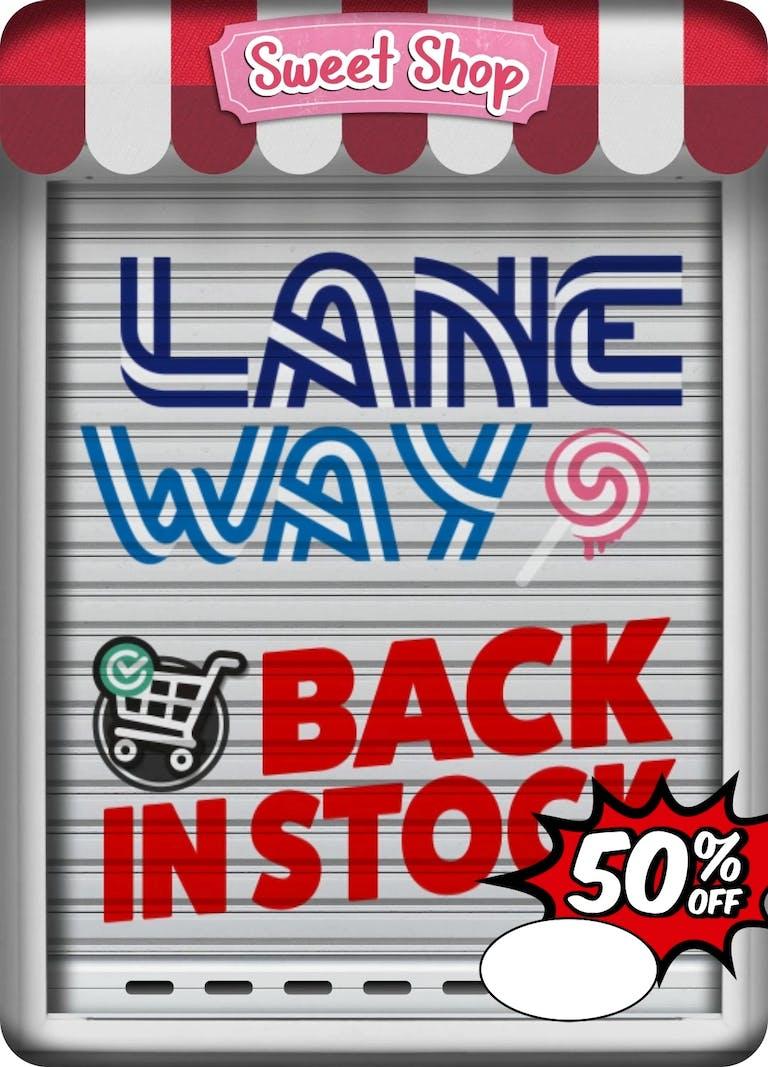Laneway Egyptian Blue Homepage Image